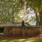 Kašna v zámeckém parku, autor: Libor Benda