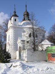 Kostel sv. Michala, autor: Libor Benda