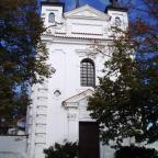 Kostel sv. Michala, autor: Martin Okrouhlica