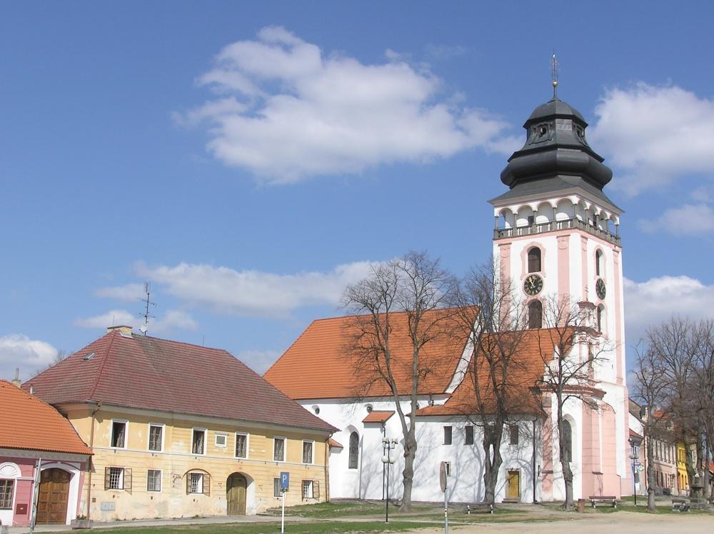 Kostel sv. Matěje, obrázek se otevře v novém okně